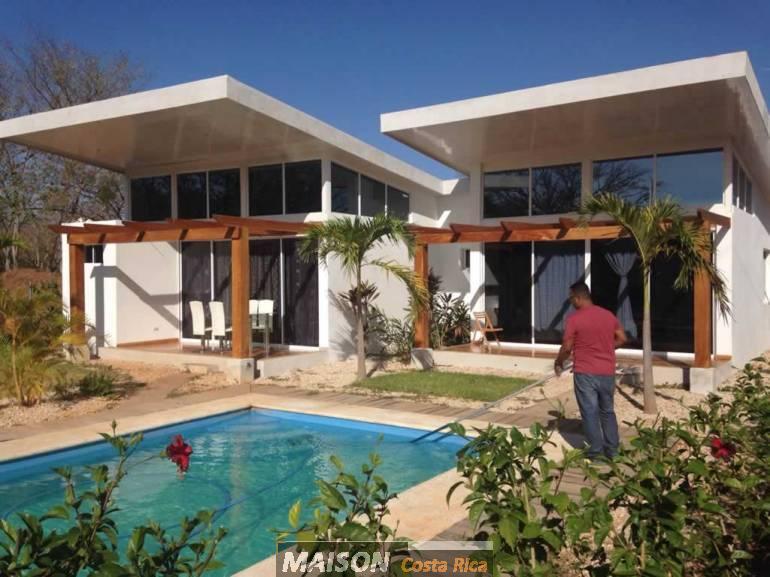 Maison neuve proche de tamarindo for Catalogue maison neuve