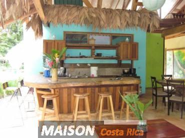 immobilier costa rica : annonce immobiliere à PUERTO VIEJO Limon au costa rica