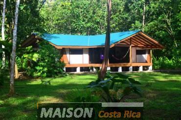 immobilier costa rica : annonce immobiliere à CAHUITA Limon au costa rica