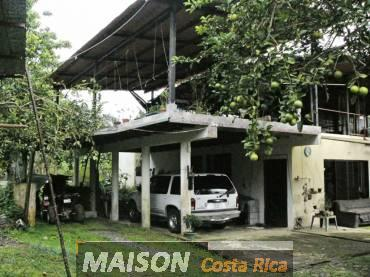 immobilier costa rica : annonce immobiliere à SIQUIRRES Limon au costa rica